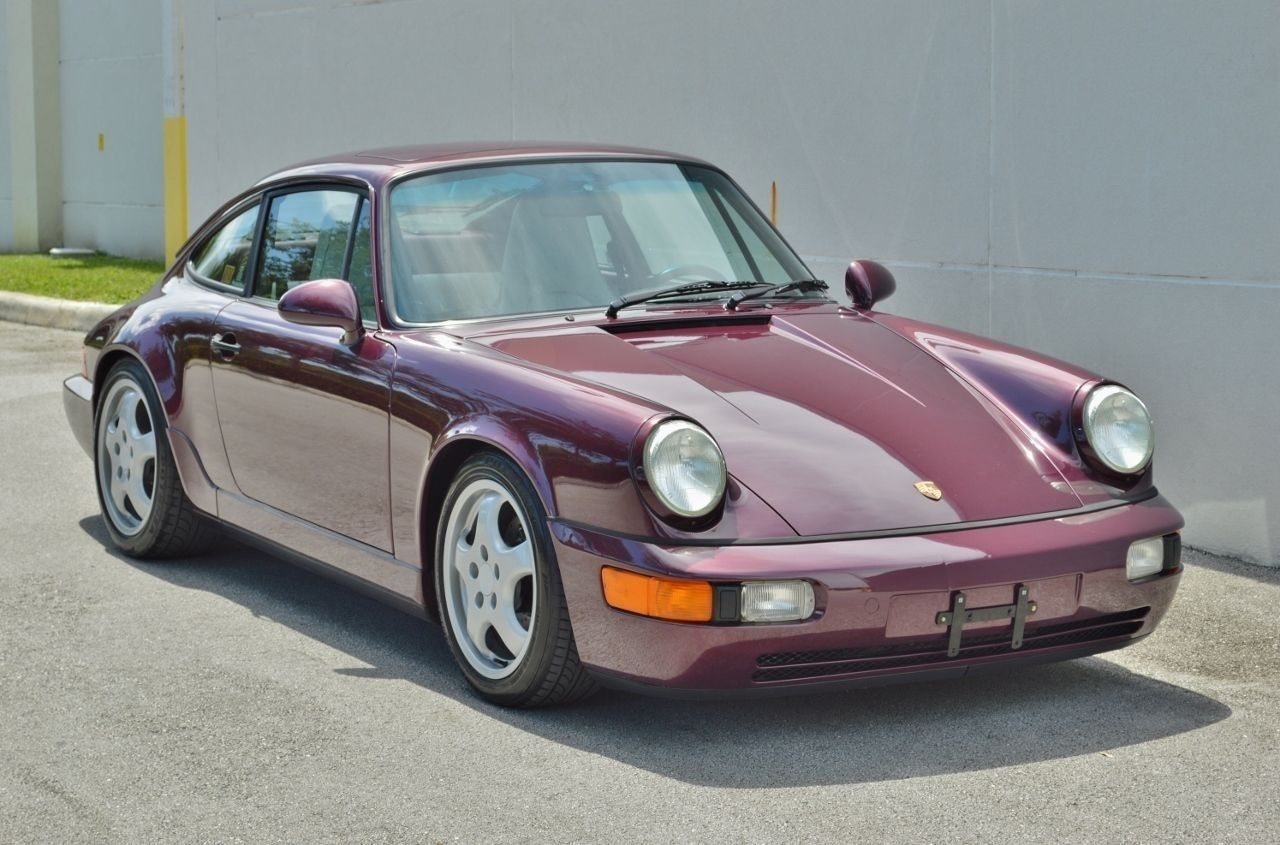 1992 porsche 911 carrera 2 964 for sale. Black Bedroom Furniture Sets. Home Design Ideas