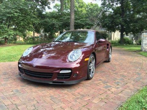2007 Porsche 911 Turbo for sale