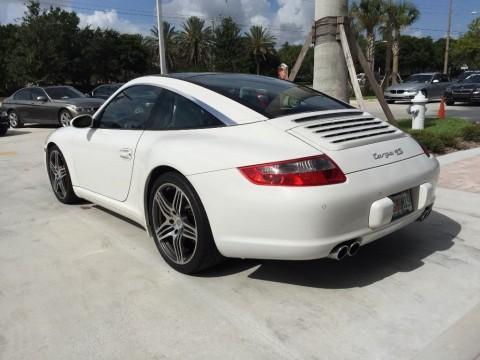 2008 Porsche 911 Targa 4S for sale