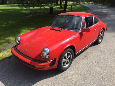 1977 Porsche 911 Barn find for sale
