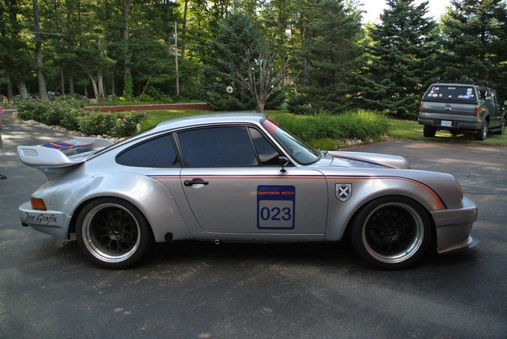 1983 Porsche 911SC Race Car