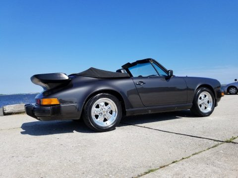 1984 Porsche 911 Carrera Convertible for sale