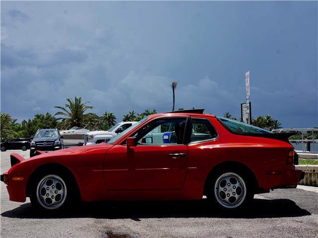 Low miles 1989 Porsche 944