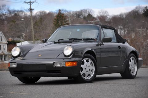 1991 Porsche 911 946 Carrera 4 Cabriolet for sale