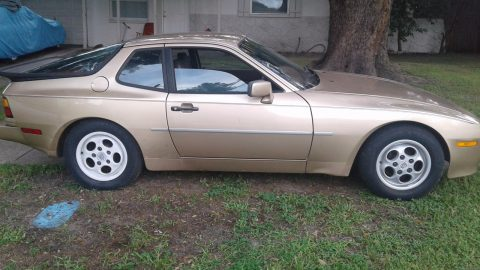 Florida 1987 Porsche 944 Trim package for sale