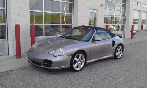 2004 Porsche 911 Turbo for sale