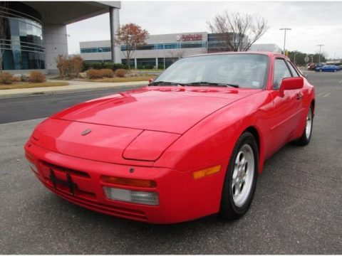 low miles 1986 Porsche 944 Turbo for sale