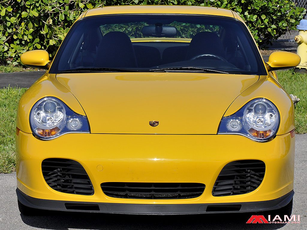 2004 Porsche 911 Turbo X50 – Superb Condition