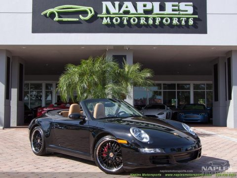 2008 Porsche 911 Carrera 4S Cabriolet for sale