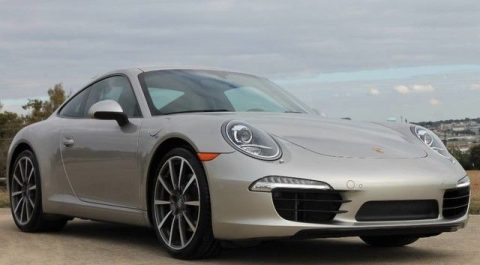 2012 Porsche 911 991 Carrera S Coupe for sale