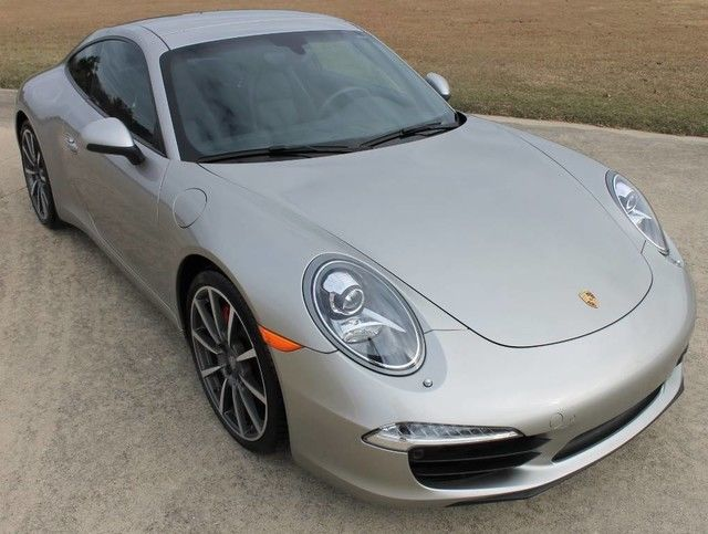 2012 Porsche 911 991 Carrera S Coupe