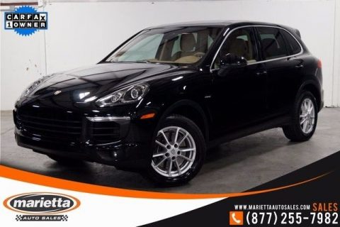 2016 Porsche Cayenne Diesel for sale