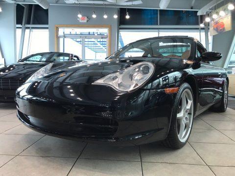 2003 Porsche 911 Carrera Targa in excellent condition for sale
