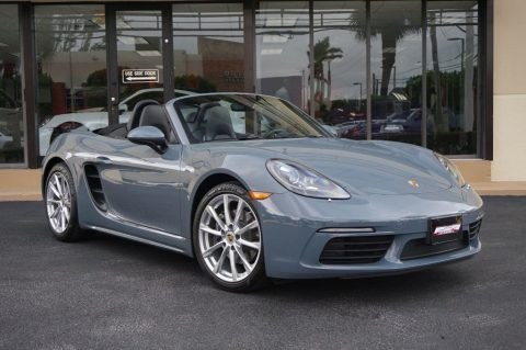 2017 Porsche Boxster Roadster for sale