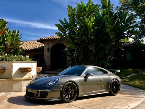 AMAZING 2015 Porsche 911 GT3 Coupe 2 Door for sale