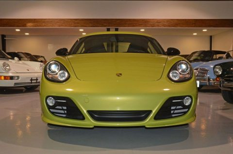 Fabulous 2012 Porsche Cayman R Coupe for sale