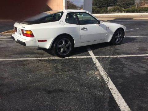 Great 1987 Porsche 944 for sale