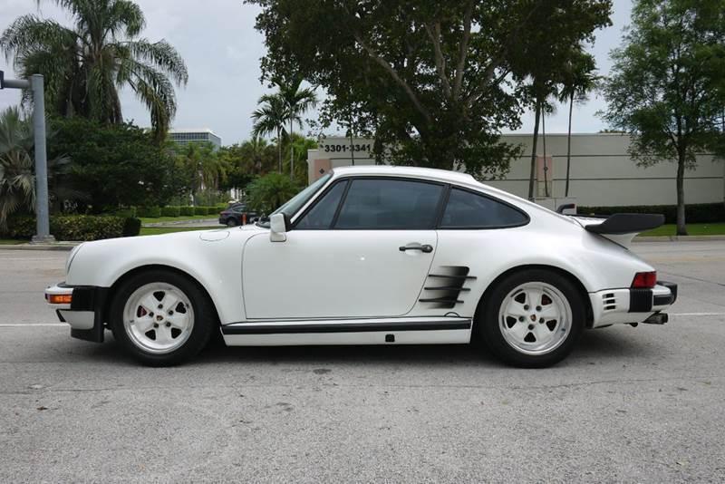 NICE 1987 Porsche 911 Carrera Turbo 2dr Coupe