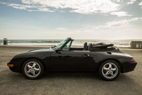 NICE 1995 Porsche 911 C4 Cabriolet for sale