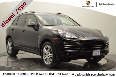 NICE 2014 Porsche Cayenne Diesel for sale