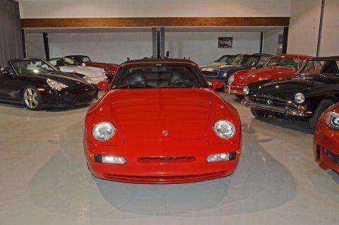 Very rare 1993 Porsche 968 Cabriolet for sale