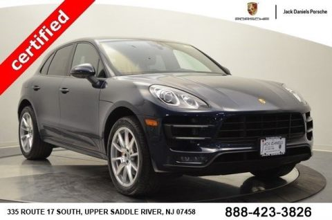 AMAZING 2015 Porsche Macan Turbo for sale