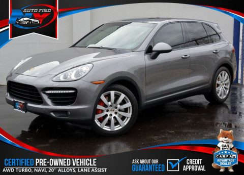 GREAT 2011 Porsche Cayenne for sale