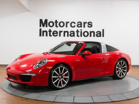 STUNNING 2016 Porsche 911 Targa 4S for sale