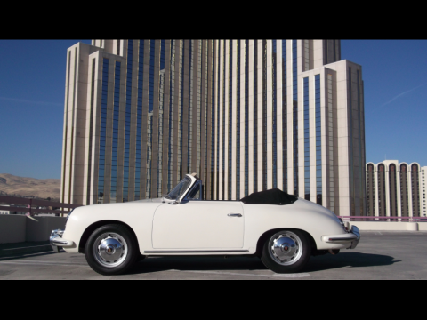 1961 Porsche 356 Cabriolet in GOOD CONDITION for sale