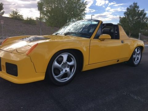 1970 Porsche 914 in GREAT SHAPE for sale