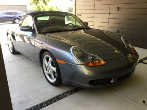 AMAZING 2002 Porsche Boxster for sale