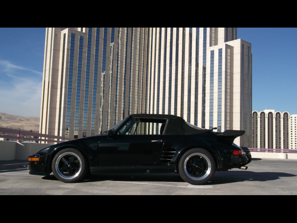GREAT 1986 Porsche 911 2dr Cabriolet Carrera