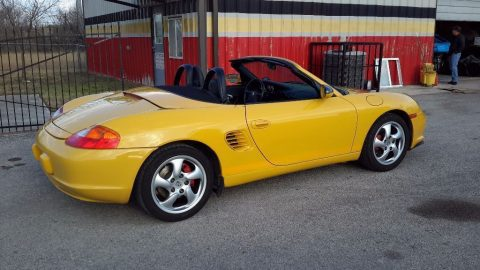 PERFECT 2004 Porsche Boxster S for sale