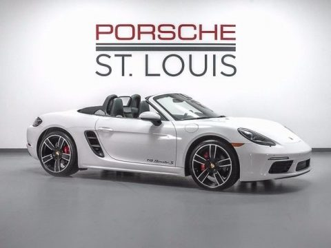 STUNNING 2018 Porsche Boxster S for sale