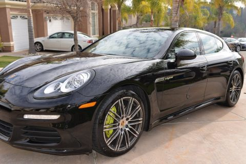 AMAZING 2015 Porsche Panamera Hybrid S for sale