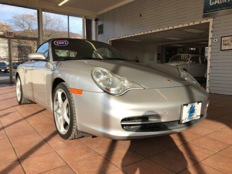 BEAUTIFUL 2002 Porsche 911 Carrera for sale