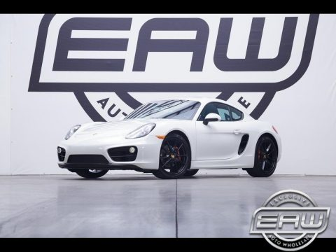 GREAT 2016 Porsche Cayman Coupe for sale