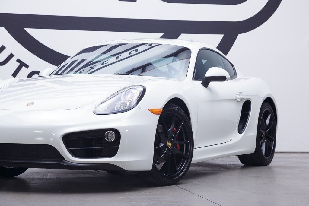 GREAT 2016 Porsche Cayman Coupe