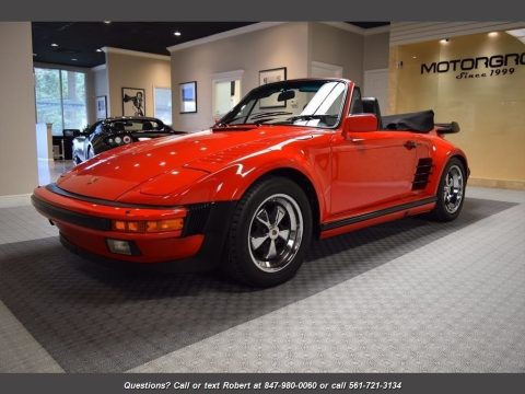 STUNNING 1987 Porsche 911 930 Turbo M505 for sale