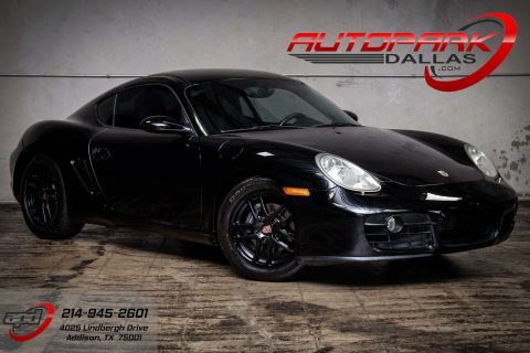 AMAZING 2007 Porsche Cayman for sale