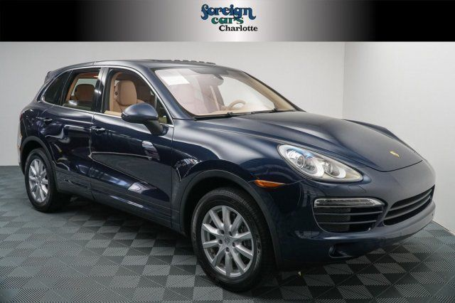 GREAT 2012 Porsche Cayenne