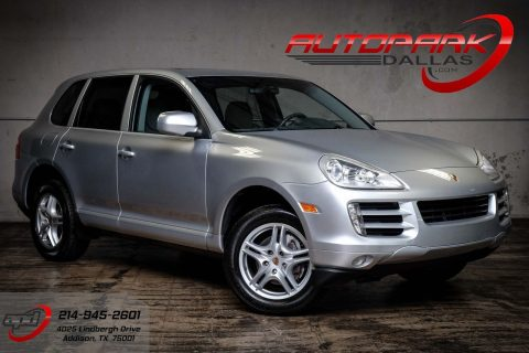 RARE 2008 Porsche Cayenne for sale