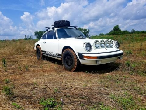 1976 Porsche 911S Safari Build for sale