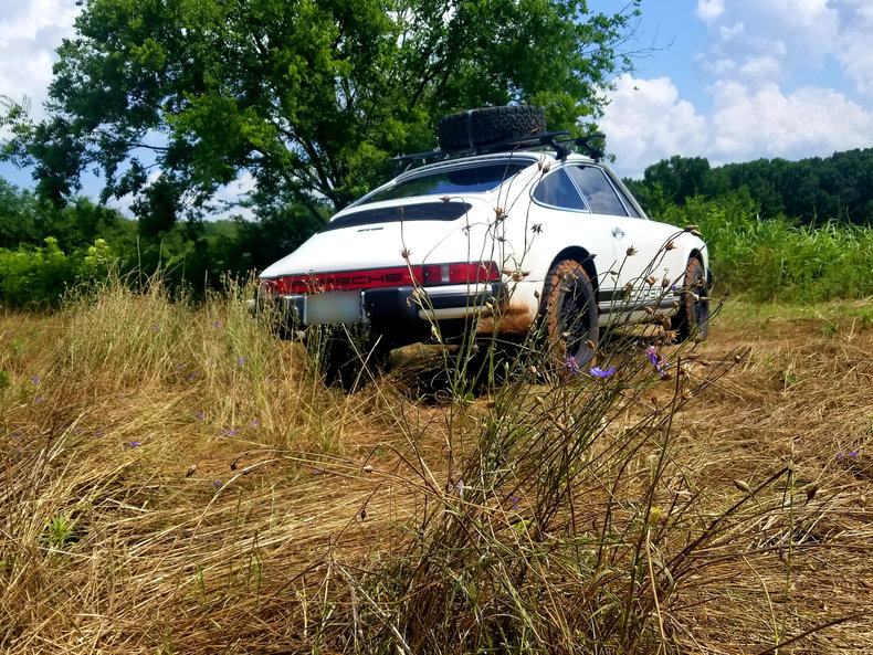 1976 Porsche 911S Safari Build