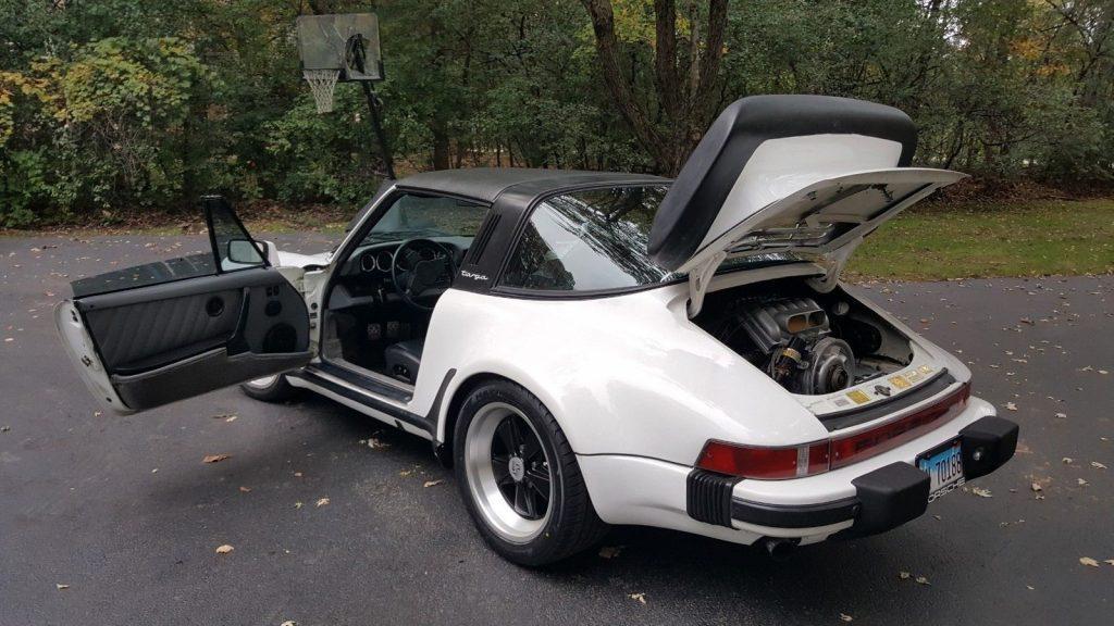 1977 Porsche 911 S Targa Widebody