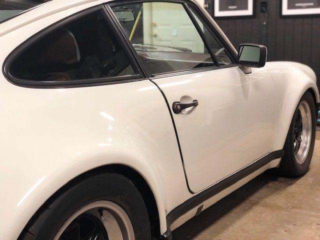 1987 Porsche 911 930 Turbo