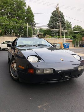 1987 Porsche 928 – runs and drives well for sale