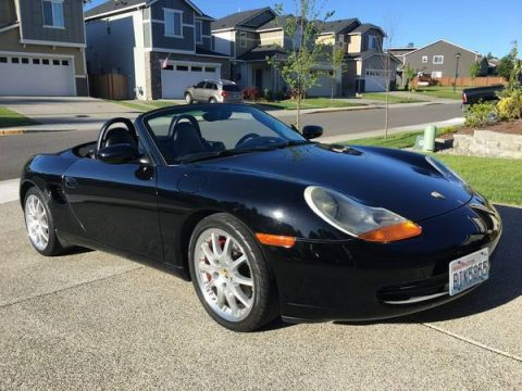 2001 Porsche Boxster S for sale