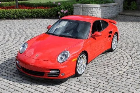 2010 Porsche 911 Turbo for sale