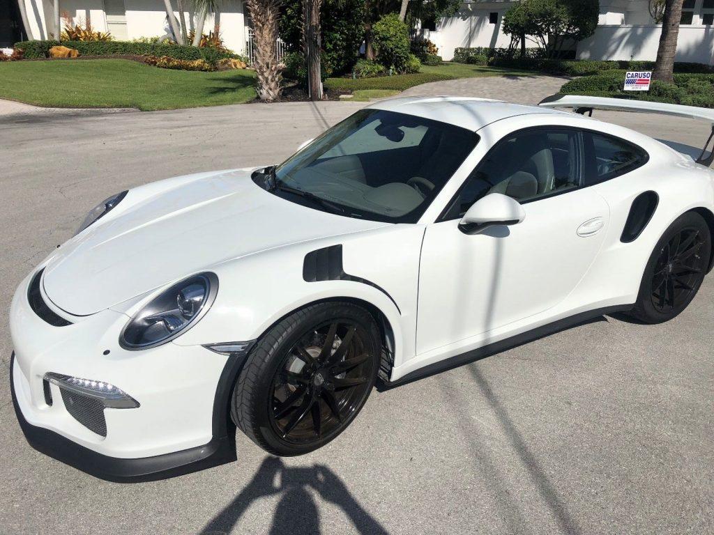 2012 Porsche GT3RS Clone